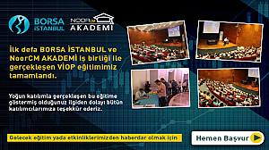 NoorCM held Derivatives Market Seminar upon invitation of Borsa Istanbul - 1