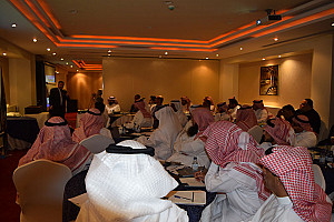 Educational Seminar about Success in Online Trading - 3