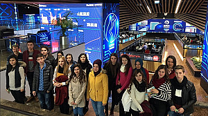 NoorCM hosted finance students in Borsa Istanbul - 1