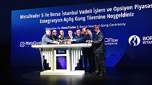 MetaTrader 5 Launched on Borsa Istanbul (BIST) - 1