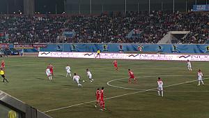 The Big Game, Football Match - 1