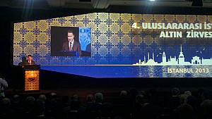 4th International Istanbul Gold Summit - 6