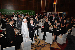 The Middle East Online Trading Summit & Awards 2010 - 3