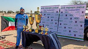 """NCM premier league """" T20 cricket tournament - 2"""